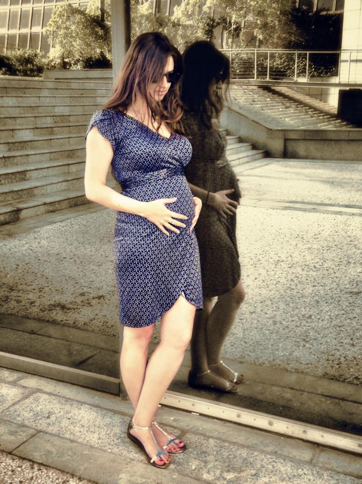 שבוע 25 שמלה - זארה סנדלים - קסטרו צילום - שמעון ברוך
