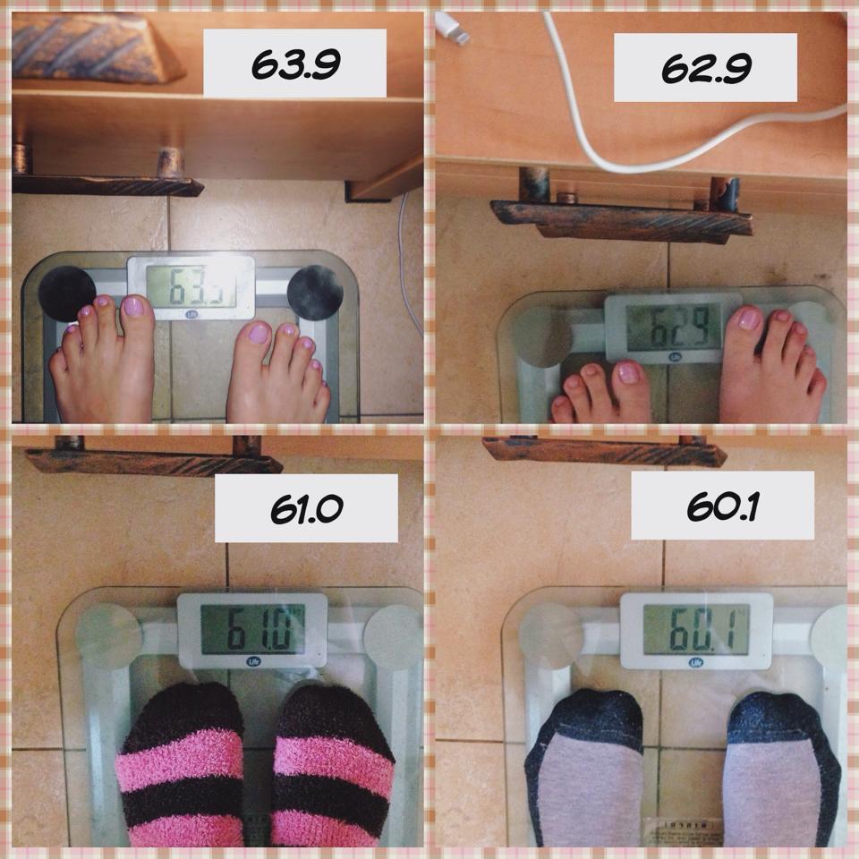 אז לקח לי מעל חמישה שבועות להוריד את ה 4 קילו העודפים. אז מה! העיקר שאני ועלמה נהנינו לאורך כל הדרך. כמעט הגעתי ליעד הסופי שלי והחלטתי שהכמעט הזה מספיק בהחלט.