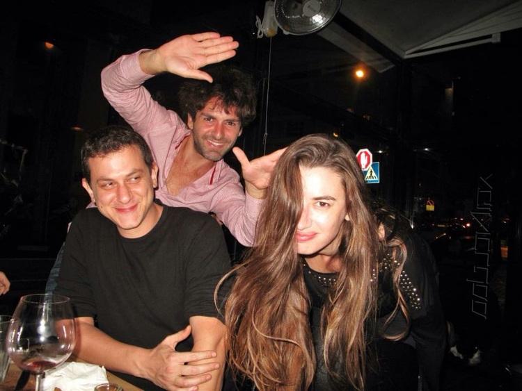 להלן: מסיבה מגניבה. צילום: דן חרקובסקי