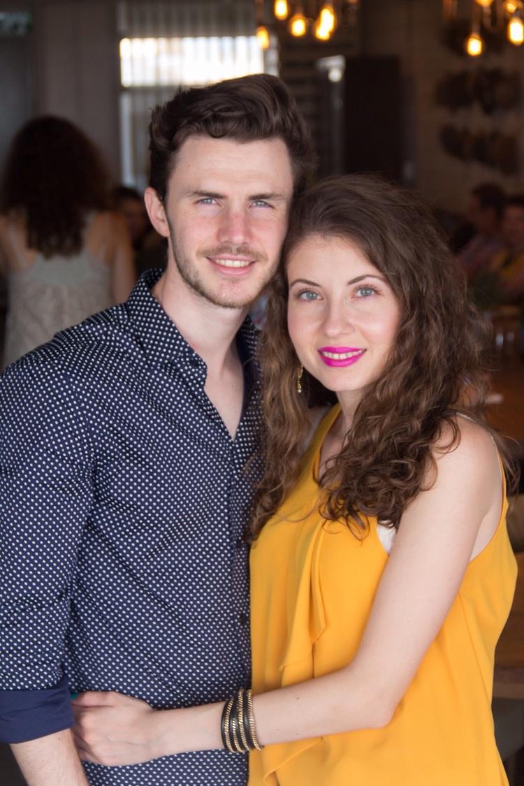 הזוג המלכותי מבוורלי הילס של צפון רמלה - סופי ודן.