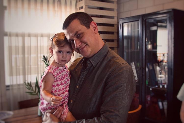 אהובת לבו של אבא שלה.