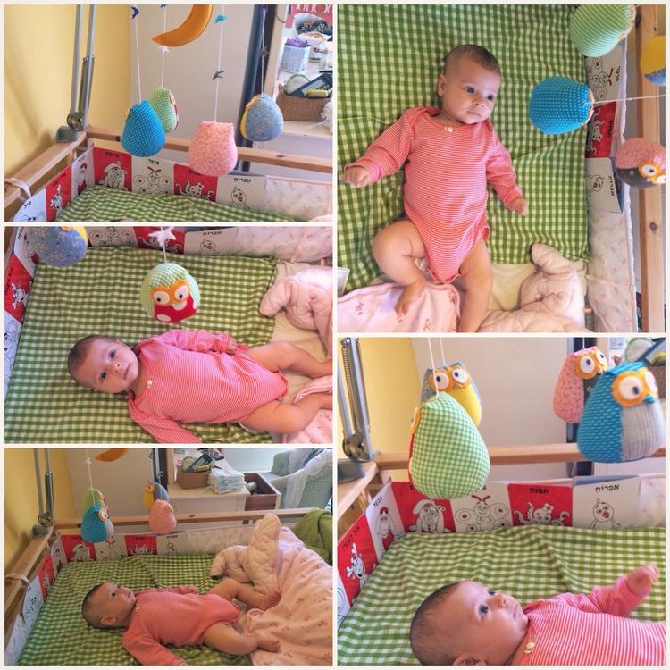 קרדיט על התינוקת ועל הצילום: טל להמן