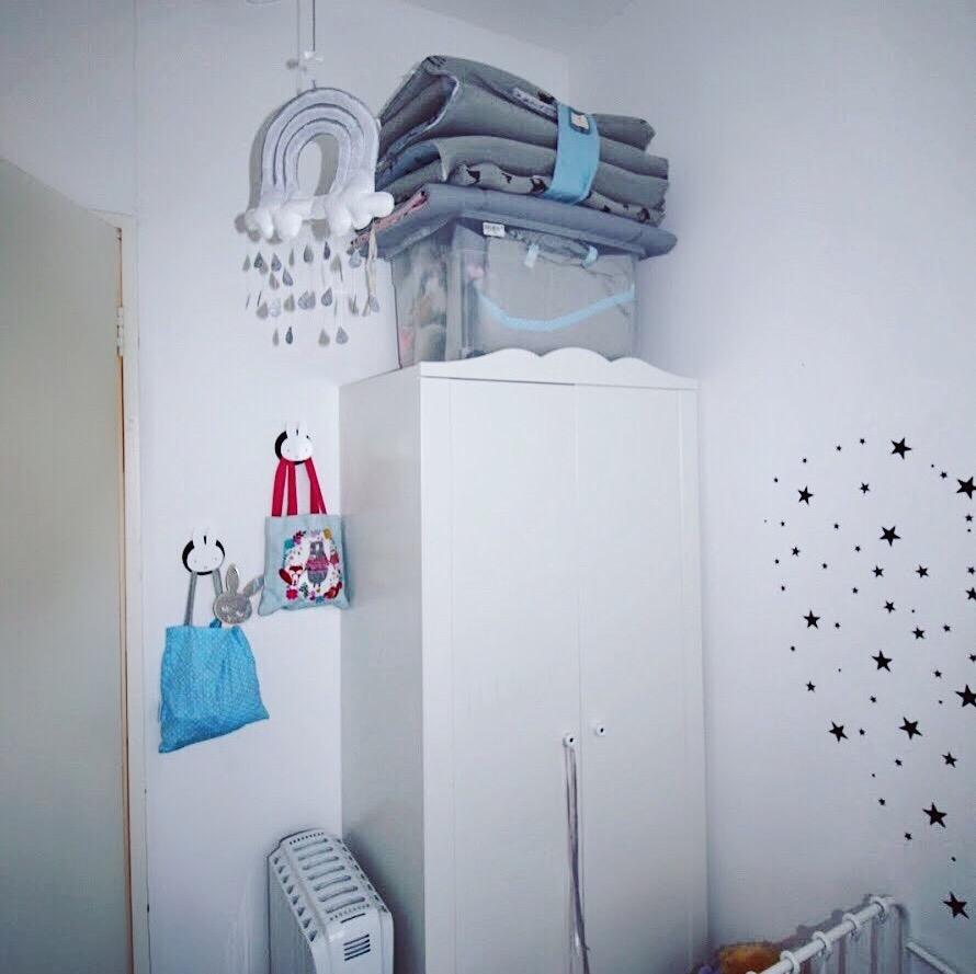 ארגון חדר קטן