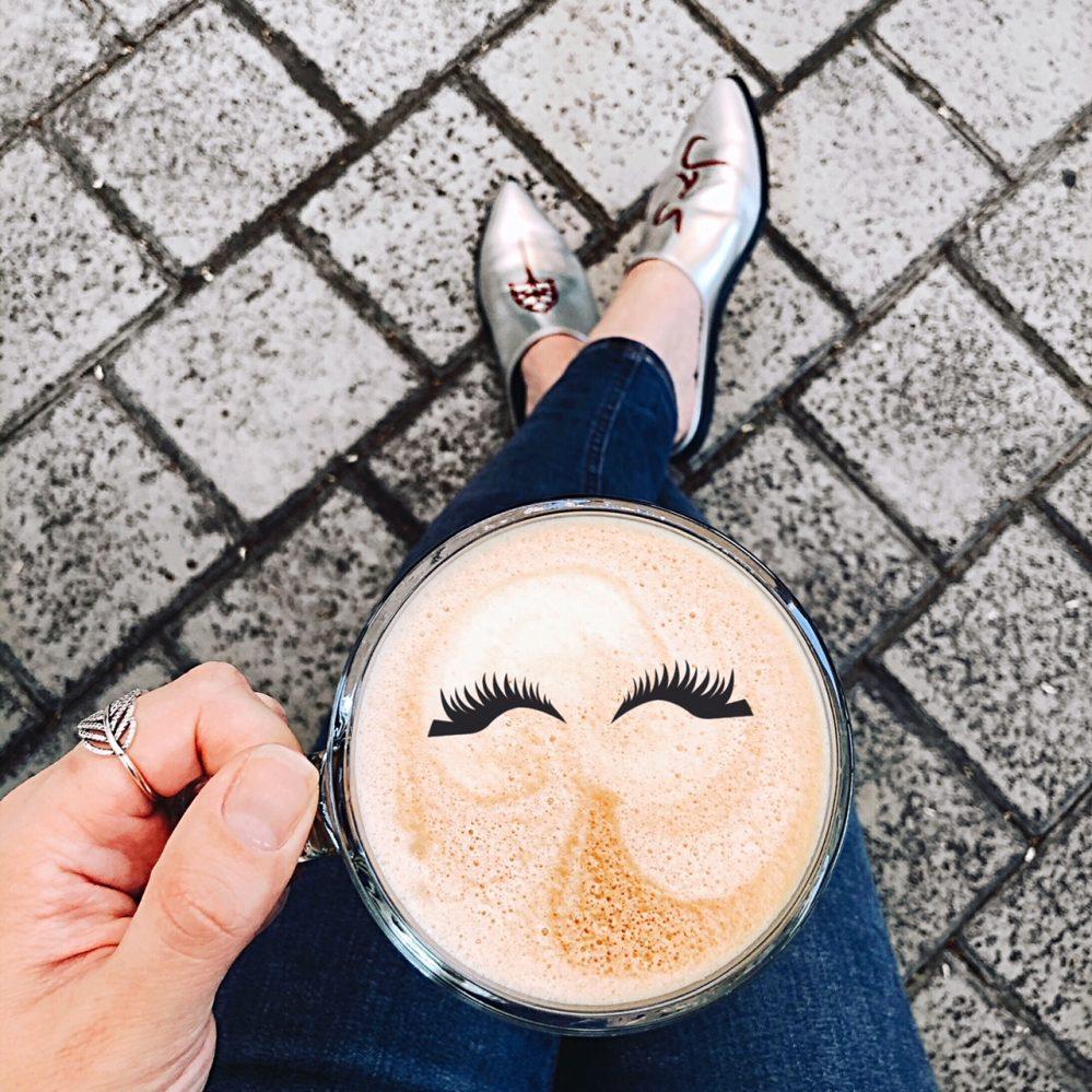 קפה מצויר
